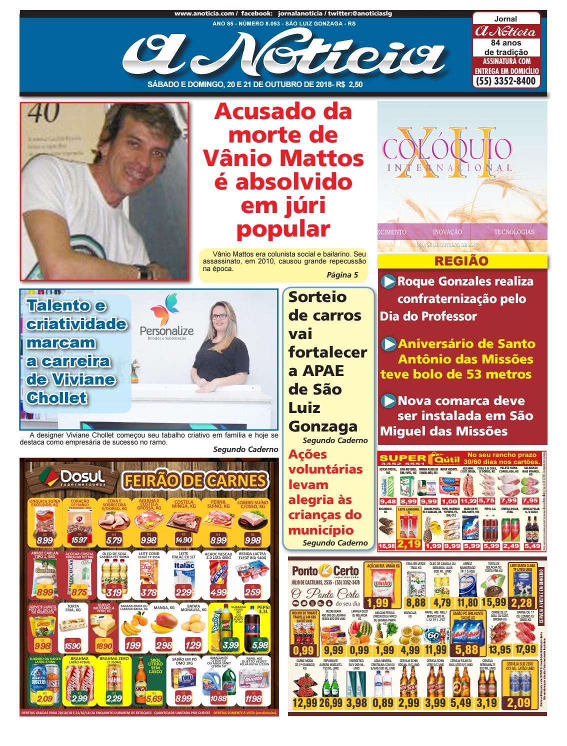 Dia 20 e 21 de outubro de 2018 by Jornal A Notícia - issuu 6063abb7182d6