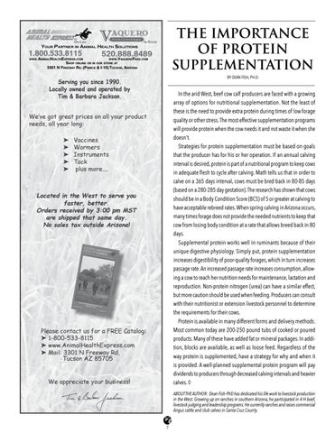 Page 7 of The Importance of Protein Supplementation