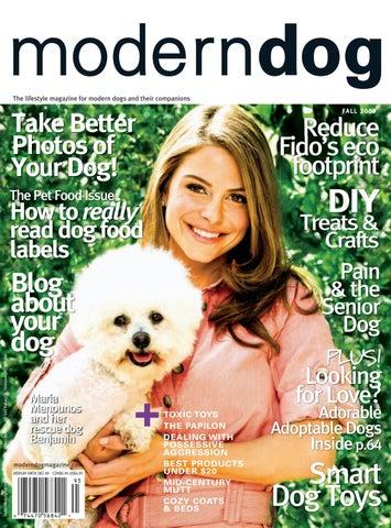 de5a18487dd66 Modern Dog Fall 2009 by Modern Dog Magazine - issuu