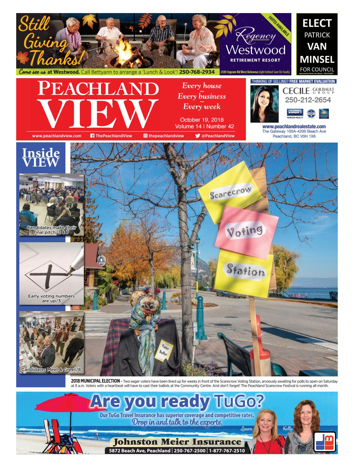 706bd8836e The View - Oct. 19 by Mike Rieger - issuu