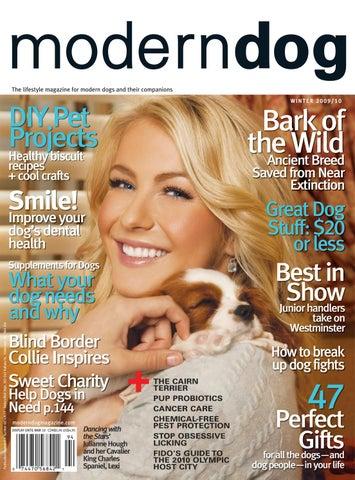 Modern Dog Winter 2009 by Modern Dog Magazine - issuu