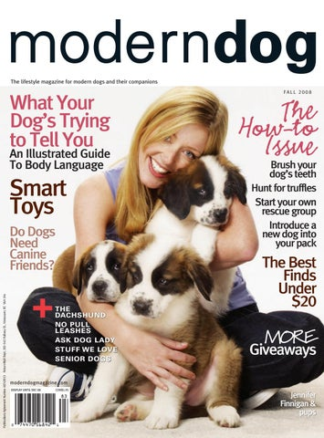 Modern Dog Fall 2008 by Modern Dog Magazine - issuu