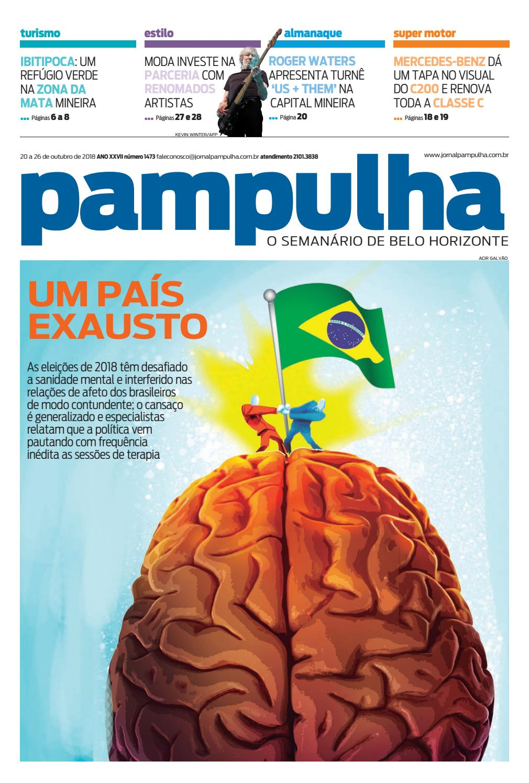 Pampulha - 20 a 26 de outubro de 2018 by Tecnologia Sempre Editora - issuu 34d36081a47