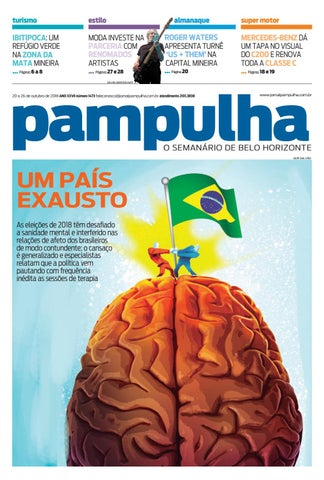 352ad124f Pampulha - 20 a 26 de outubro de 2018 by Tecnologia Sempre Editora ...