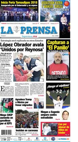 f455ecbcc2283 laprensa by La Prensa de Reynosa - issuu