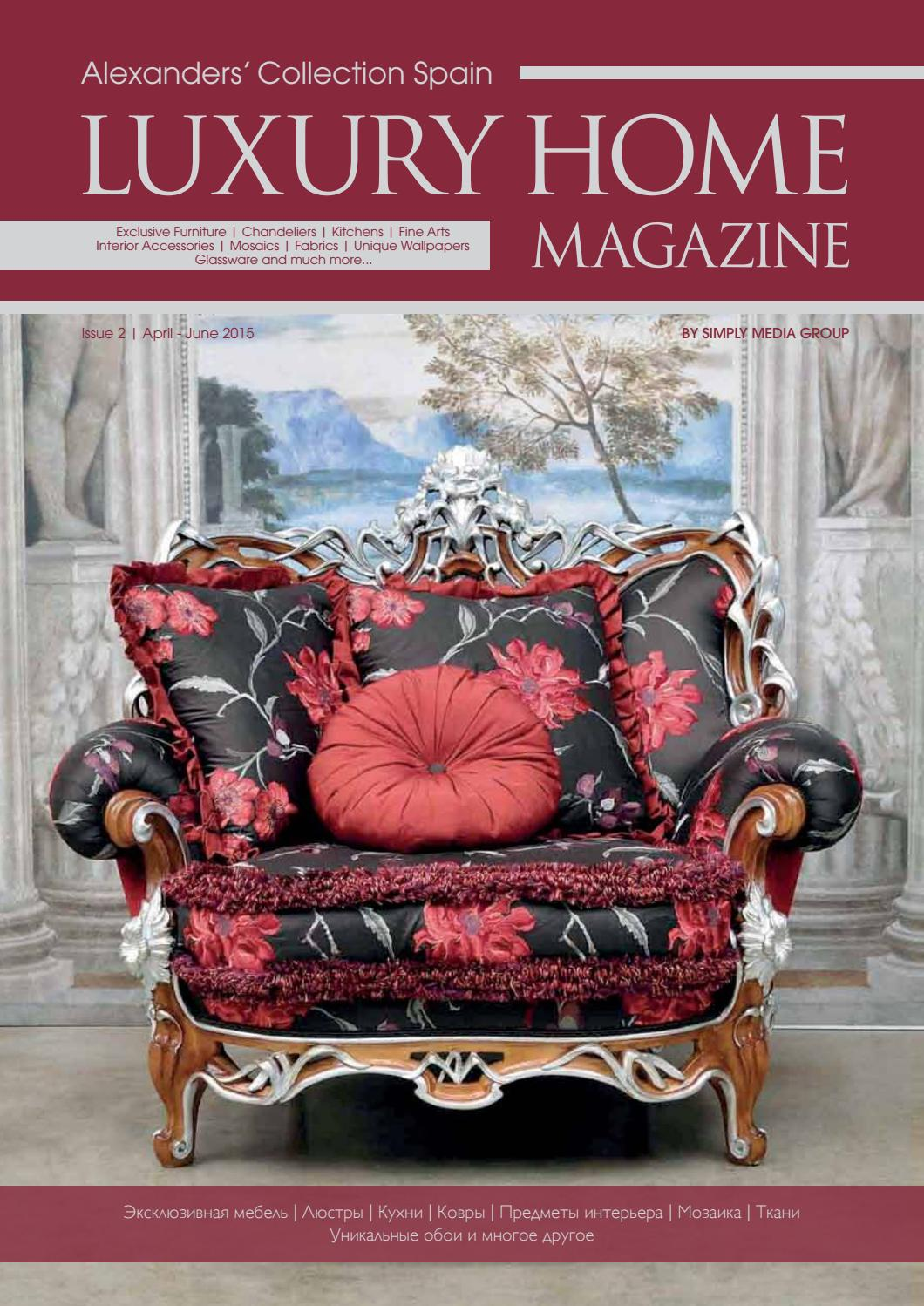 Alexanders Collection Spain by Billions Luxury Portal - issuu