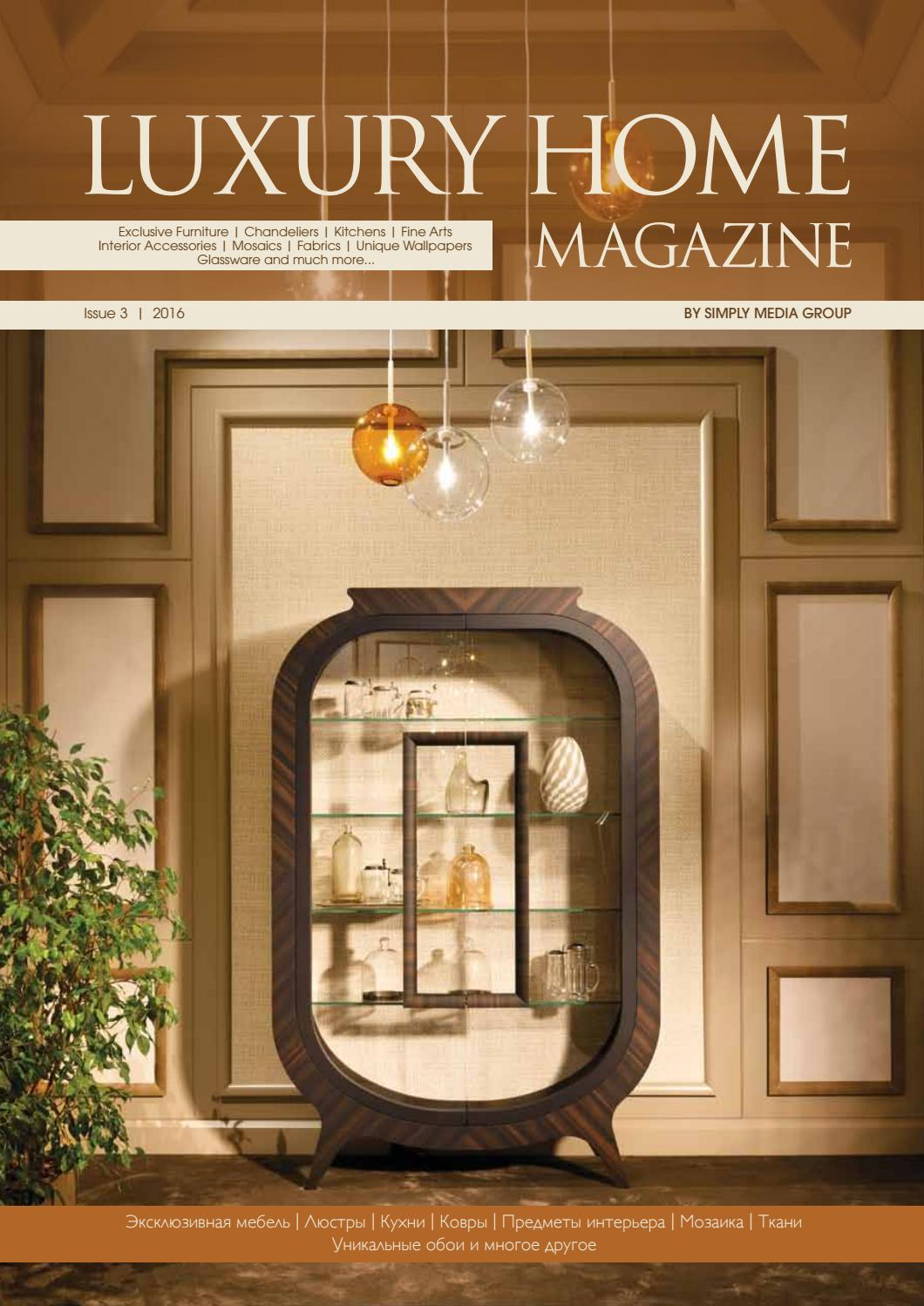 Villa Collection Abitare Design.Alexanders Collection Spain By Billions Luxury Portal Issuu
