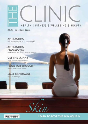 c3cd036a4e8 The Clinic Magazine by Billions Luxury Portal - issuu