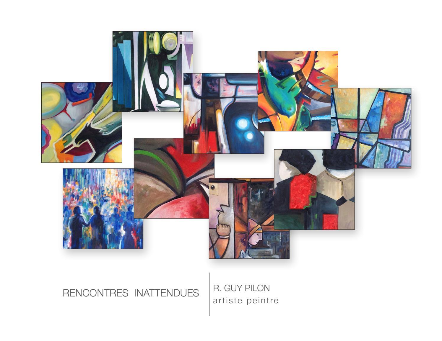 rencontres artistes peintres