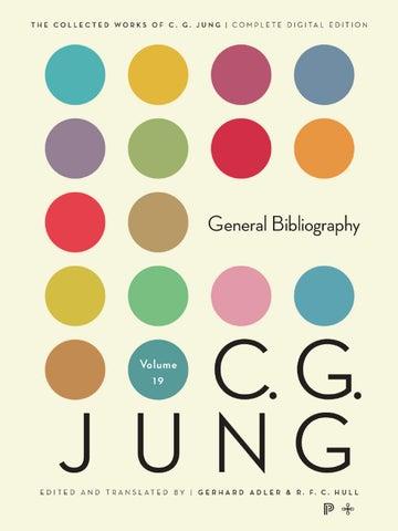 General Bibliography Carl Jung Cw19 By Jihad Allam Issuu