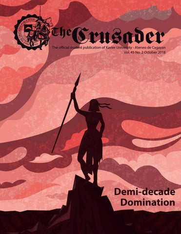 39409444bc0 The Crusader Sports Magazine 2018 by The Crusader Publication - issuu