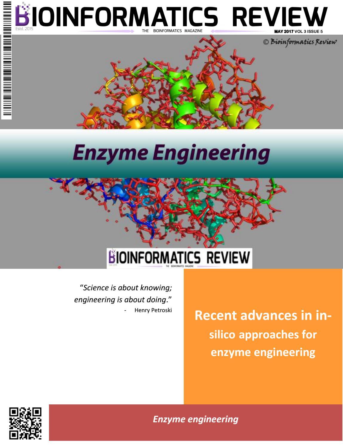 Enzyme Engineering: Volume 3