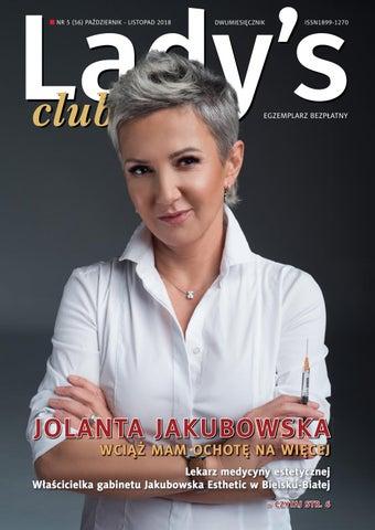 6c85946d5b Magazyn Lady s Club nr 5 (56) 2018 by Stanisław Bubin - issuu