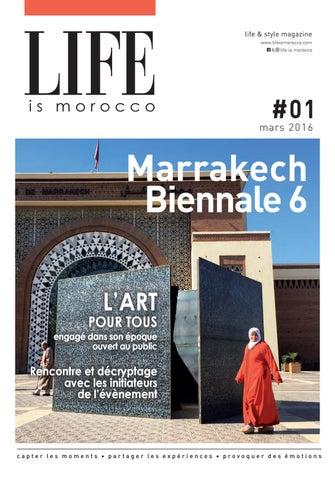 LIFE is marrakech  01 by LIFE is marrakech   LIFE is morocco - issuu b9f54e35b1d0