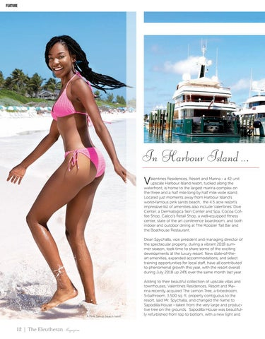 Page 12 of Robust Growth At Valentines Resort, Harbour Island