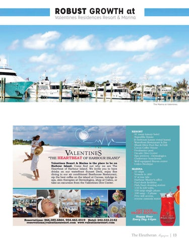 Page 13 of Robust Growth At Valentines Resort, Harbour Island