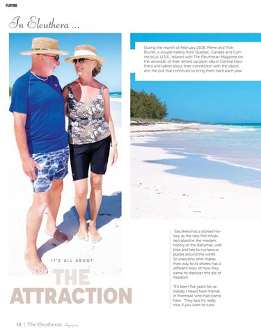 Page 16 of The Eleuthera Attraction