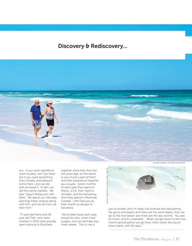 Page 17 of The Eleuthera Attraction