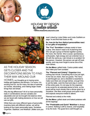 Page 32 of Holiday by Design