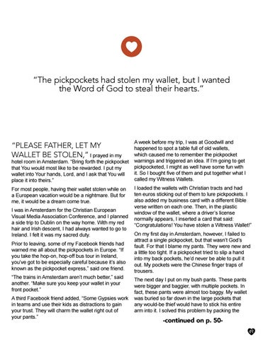 Page 49 of The Call of the Mild: Light My Fire