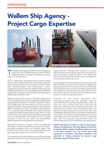 Page 22 of Project cargo expertise in Taiwan
