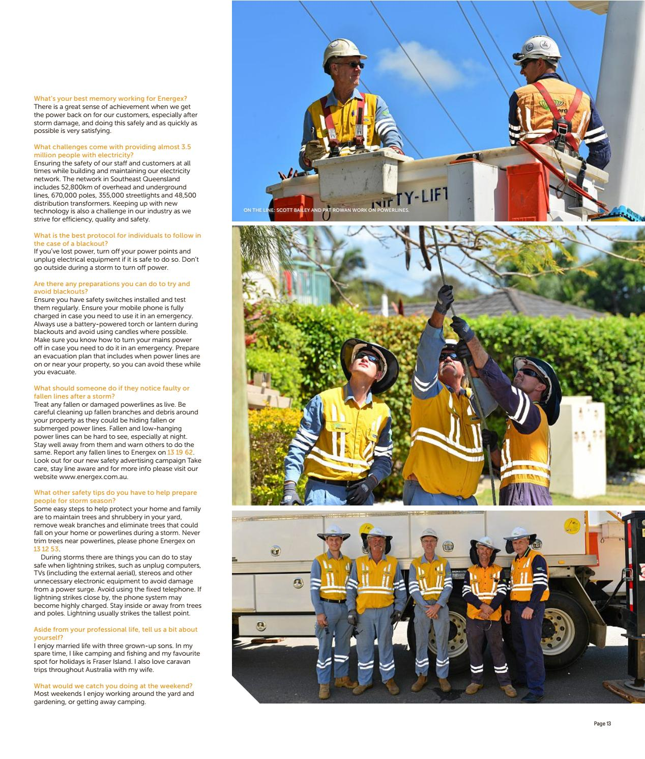 Storm and Bush Fire Safety Guide by NRM Custom Publishing