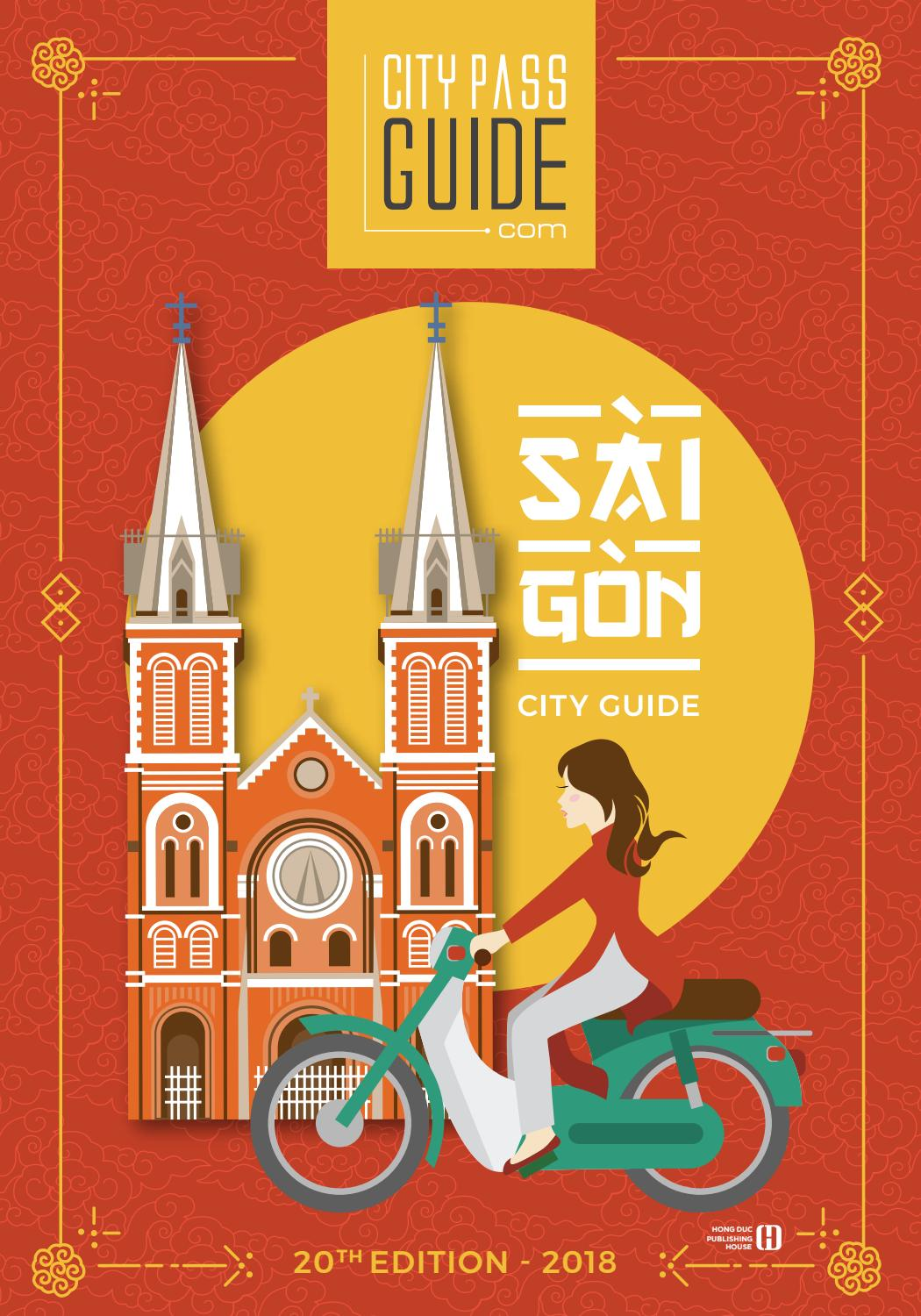 pretty nice c9503 8c07a Saigon/Hanoi - 20th Edition - 2018 by Citypassguide.com - issuu