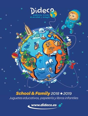 Catálogo Dideco School Family 2018 19 by Dideco - issuu c5813830d99