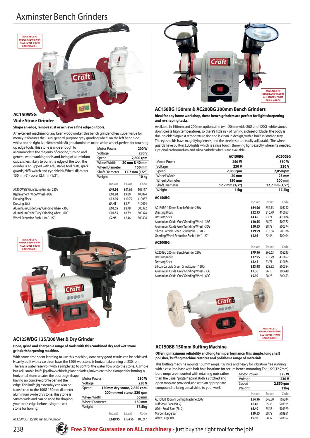 Miraculous Axminster Tools Machinery Catalogue 2018 19 By Axminster Alphanode Cool Chair Designs And Ideas Alphanodeonline