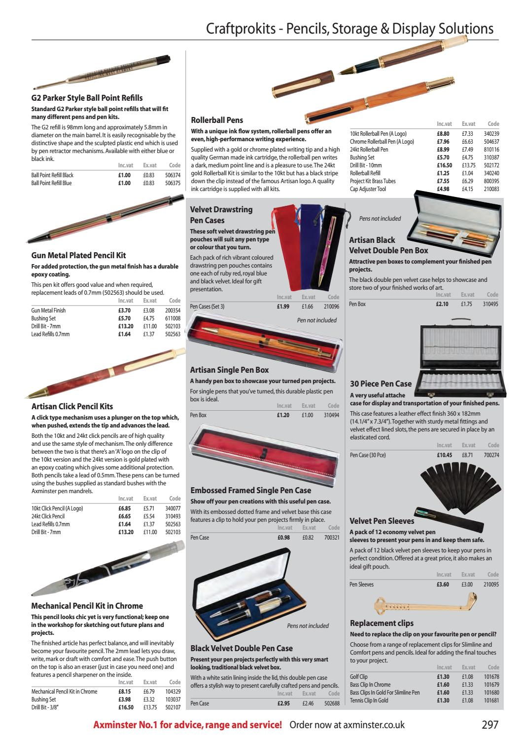 Axminster Tools & Machinery Catalogue 2018/19 by Axminster Tools