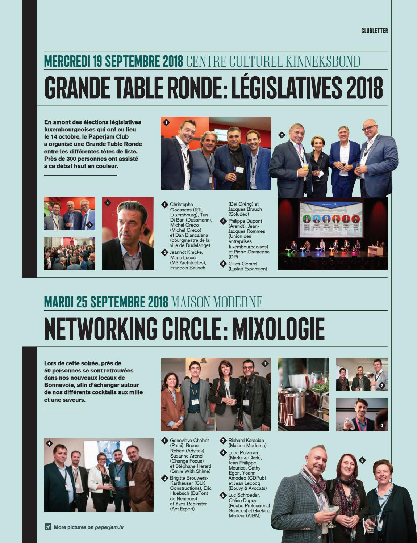PAPERJAM NOVEMBRE 2018 by Maison Moderne - issuu