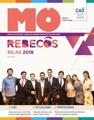 2651eb7344 Revista MO 2018.04 - Octubre 2018 by Consejo Argentino de ...