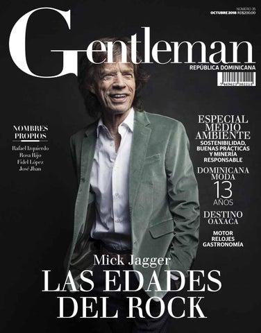 Rd Dominicana 35 Issuu Republica Gentleman By uT5F3JK1lc