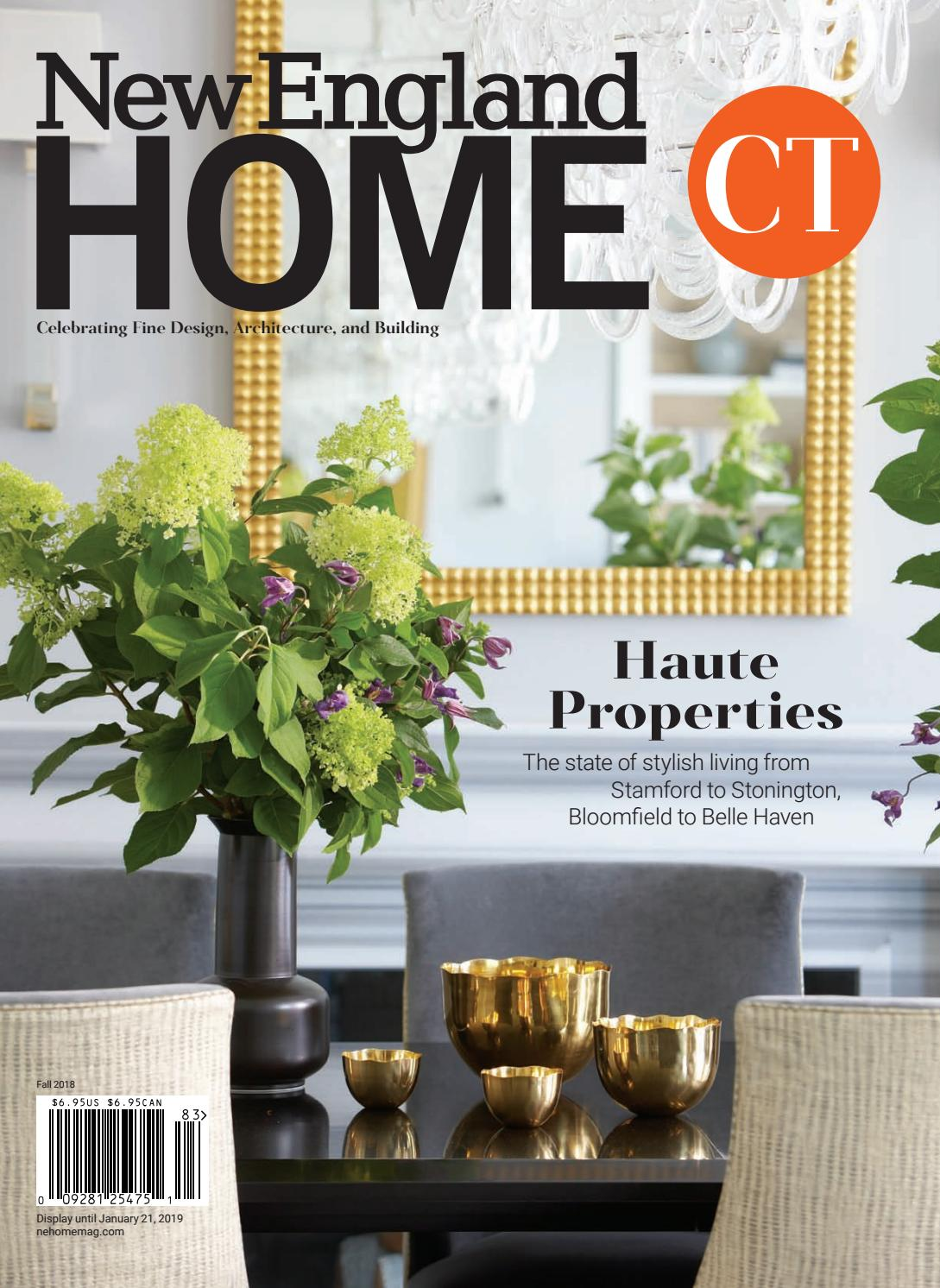 New england home connecticut fall 2018 by new england home magazine llc issuu