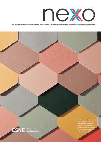 7ab0e36553e5 La revista universitaria que conecta la tecnología y el diseño con el  talento y la dimensión profesional de ESNE. Bajo el prisma de ESNE como  referente ...