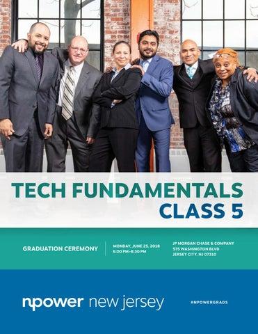 NPower New Jersey Tech Fundamentals Spring 2018