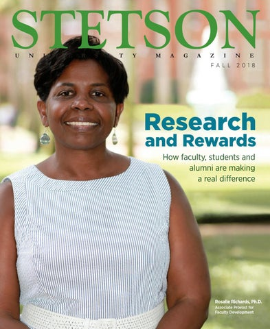 cc4854b7486b7 Stetson Magazine by Stetson University - issuu