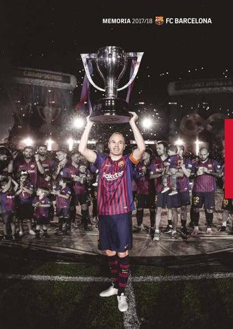 MEMORIA FC BARCELONA TEMPORADA 2017 18 by FC Barcelona - issuu 55253e763a415