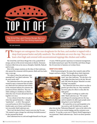 Page 12 of Top It Off