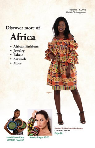 db53d228445 Best Of Africa Fall Catalog  18 by AfrikcentricShop - issuu