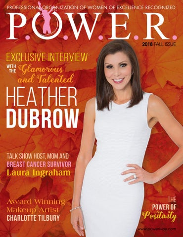 08692f314b9 P.O.W.E.R. Magazine Fall 2018 by Professional Organization of Women ...