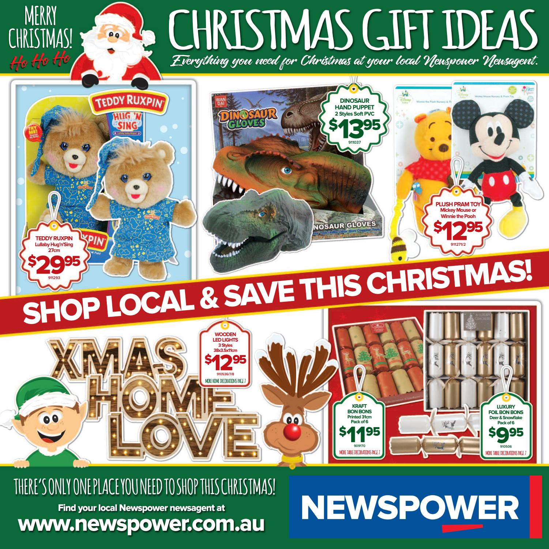 Newspower Christmas Catalogue 2019 By Newspower Issuu
