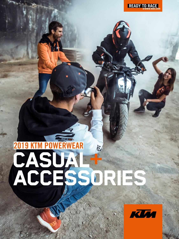 c55e8cd3b KTM PowerWear Casual & Accessories Catalog 2019 USA by KTM GROUP - issuu