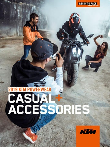 68ce966bd98 KTM PowerWear Casual   Accessories 2018 by KTM GROUP - issuu