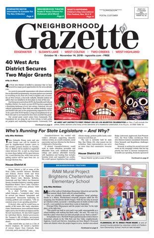 Why Edgewater Keeps Reminding Me Of >> Neighborhood Gazette October 2018 By Tim Berland Issuu
