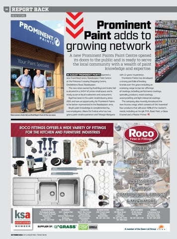 Page 38 of Prominent Paint adds to growing network