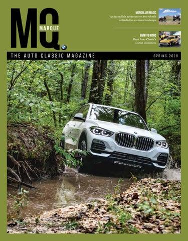 Marque Magazine Spring 2018 by Premium Publishers - issuu