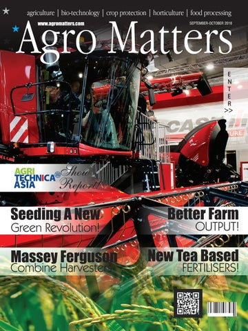 Agro Matters by BFW - issuu