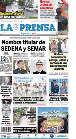 1bde1b8c8951b laprensa by La Prensa de Reynosa - issuu