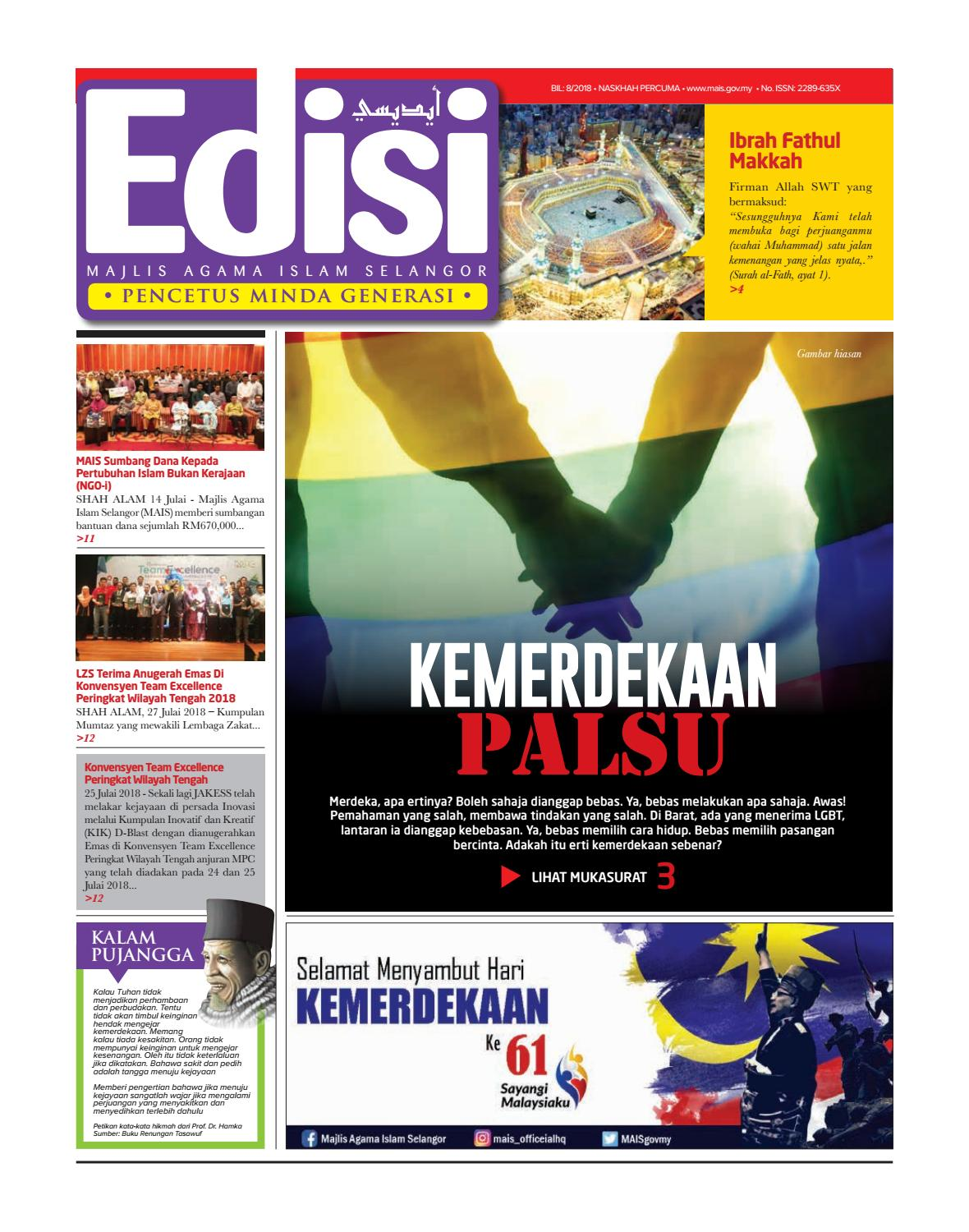 Kemerdekaan Palsu By Mais Issuu